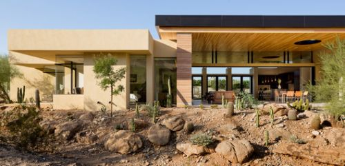 Desert Wash / Kendle Design Collaborative
