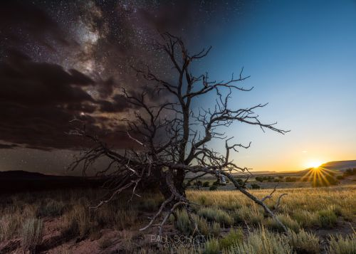 How I Capture Striking Time-Blended Astrolandscapes, and You Can Too