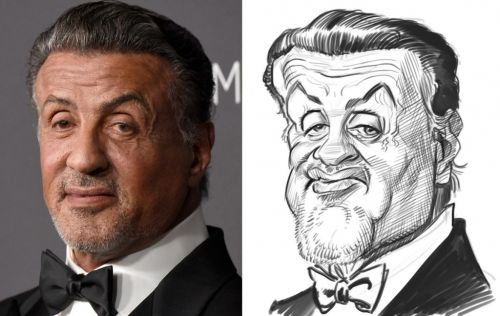 Workshop Warmups- Sly Stallone!