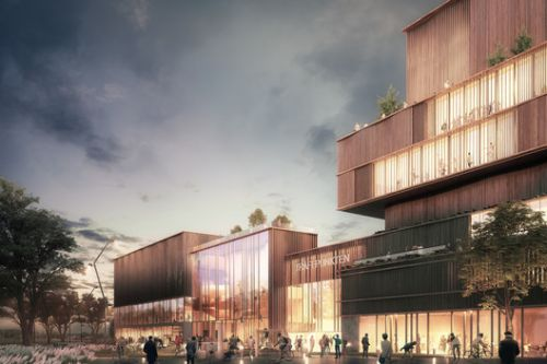 This New Multicultural Center by AIX Arkitekter Begs the Question: What Makes Good Community Design?