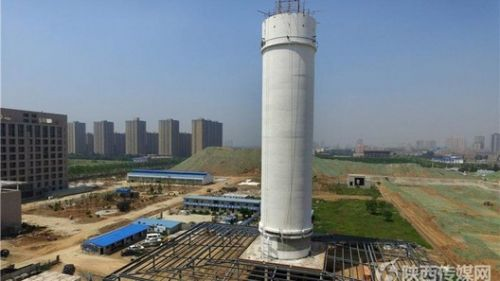 World's Largest Air Purifier Completes Successful Trial Run in Xi'an, China