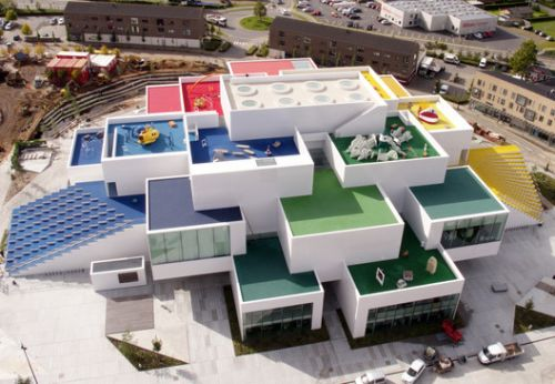 "BIG's LEGO House has its own ""Block-Buster"" Netflix Documentary"