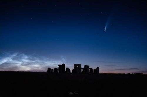 A Beginner's Guide To Photographing Comet Neowise