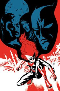 DC Comics Batwoman Issue 5 Variant Cover