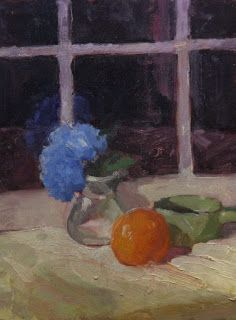 Still Life by the Window 2
