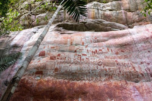'Sistine Chapel of the Ancients': Tens of Thousands of Ice-Age Paintings Discovered in a Remote Area of the Amazon