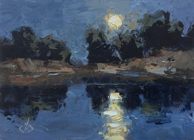 MOONLIGHT by TOM BROWN