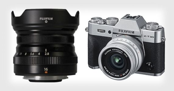 Fujifilm Unveils the XF 16mm f/2.8 R WR Lens