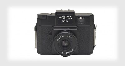 The Holga 120N is Coming Back from the Dead