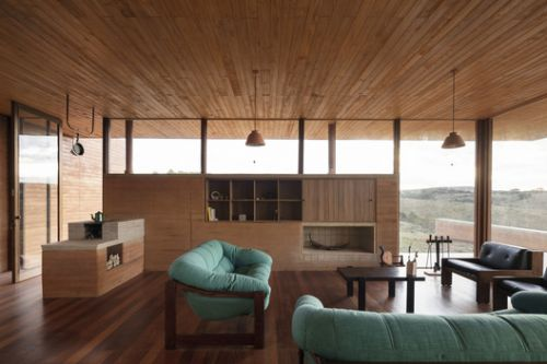 The Benefits of Rammed Earth in Brazilian Houses