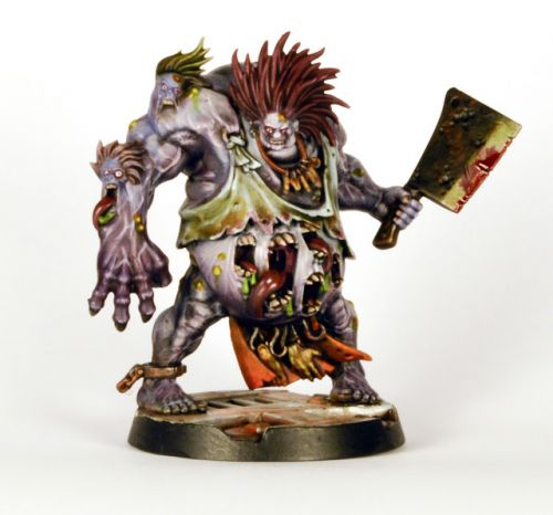 Showcase: Rogue Trader Gellerpox Infected Gnasher Screamer