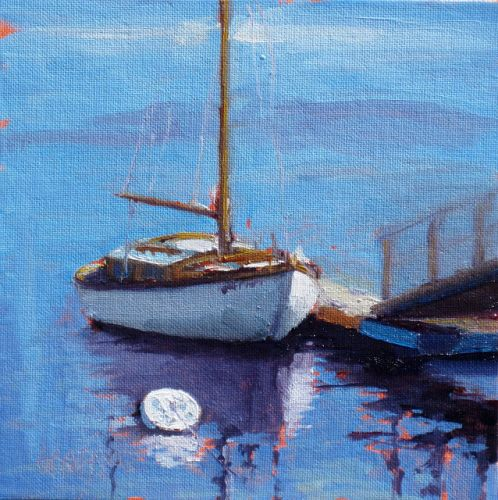 A Great Christmas Gift - Painting Workshop in Punta Gorda