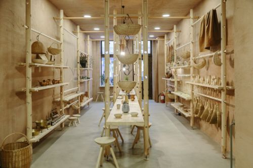 The Loom / Mbq Store / Stardust Architects