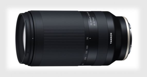 Tamron's Upcoming 70-300 to Be the Smallest Telephoto Zoom for Sony E