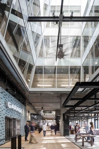 400 Fairview / SkB Architects + Kendall/Heaton Associates