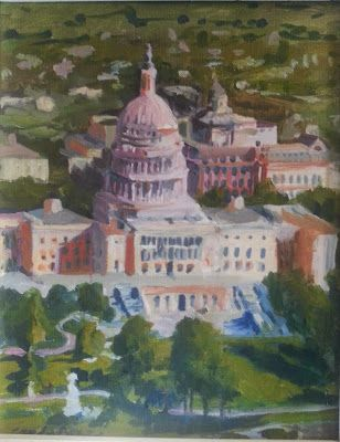 Washington Capital 51415 by Candy Barr