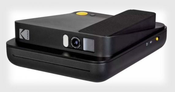 Kodak Unveils New Smile Line of Instant Cameras and Printers