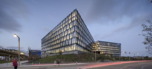 Nordea's Danish Headquarters / Henning Larsen