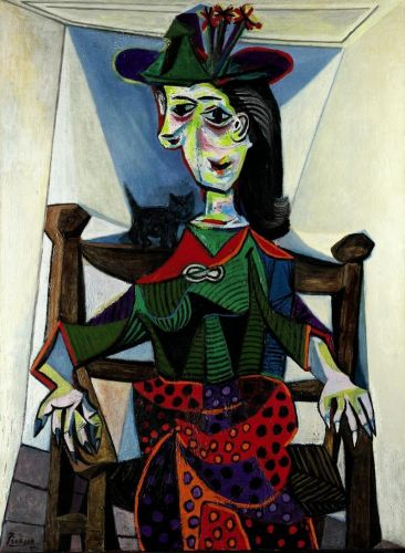 Ugly Paintings: Women by Picasso and de Kooning