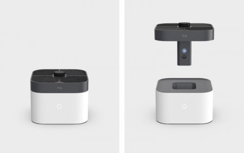 Ring Unveils Indoor Security Camera Drone that Flies Around Your House