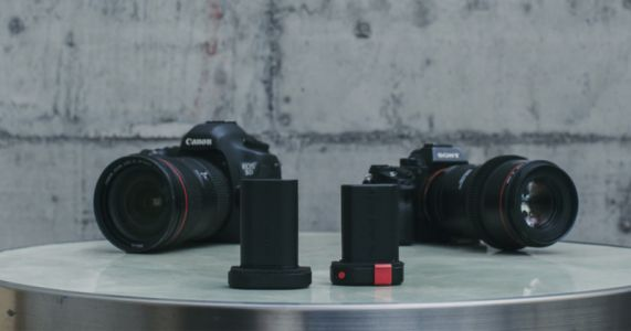 This Re-Imagined Camera Battery Challenges Conventional Design