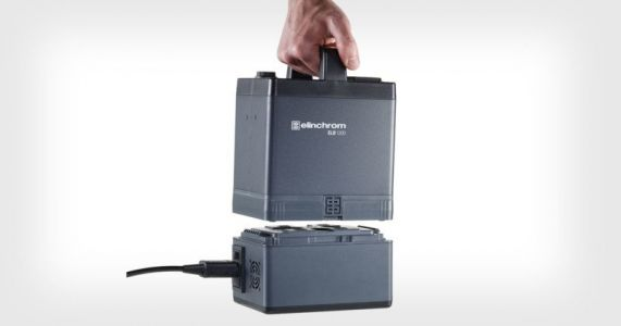 Elinchrom Launches a Docking Station for the ELB 1200