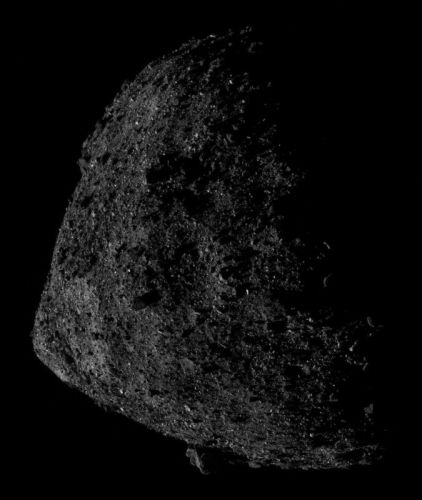 This is an Asteroid Photographed from 0.4 Miles Away