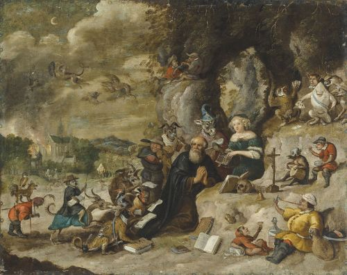 Circle of Jan Brueghel the Younger/Elder