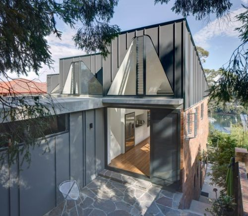 Five Gardens House / David Boyle Architect