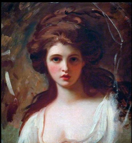 Born on this day in 1734. George Romney