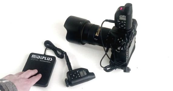 How to Make a DIY Foot Pedal Remote Shutter Release