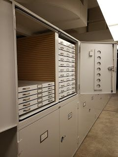 Reuniting a Collection: The Ralph S. and Rose L. Solecki Collection Storage Integration