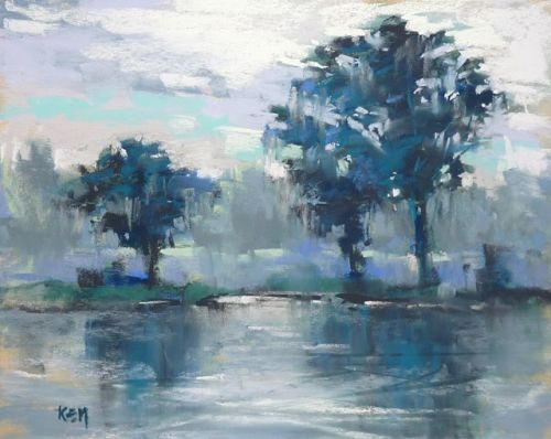 The Painting Blues: Three Reasons to Paint with Blue