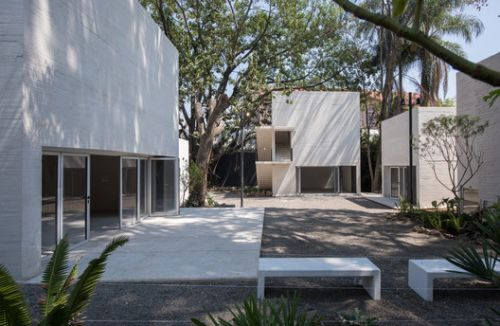 Juan Soriano Cultural Center and Museum / JSa
