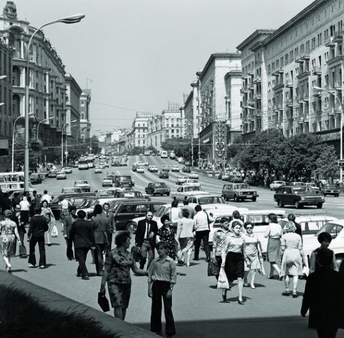 100 Years of Mass Housing in Russia