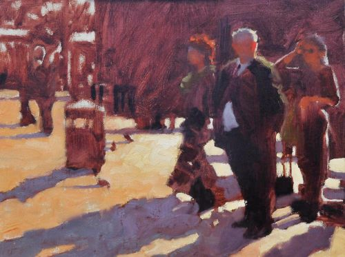 2 Great Painting Tips from Kevin MacPherson