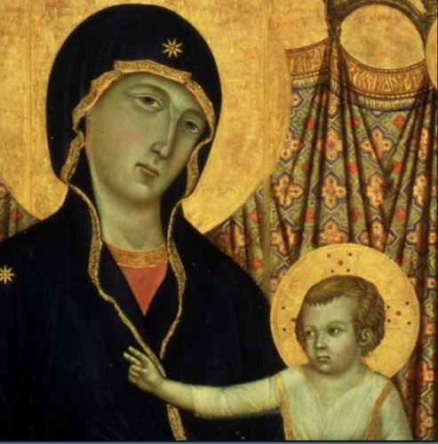 Duccio, One of the greatest Italian painters of the Middle Ages