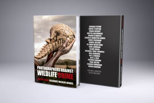 This New Photo Book Helps to Combat Wildlife Crime