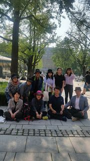 DELIGHTFUL DAY WITH SEOUL URBAN SKTECHERS