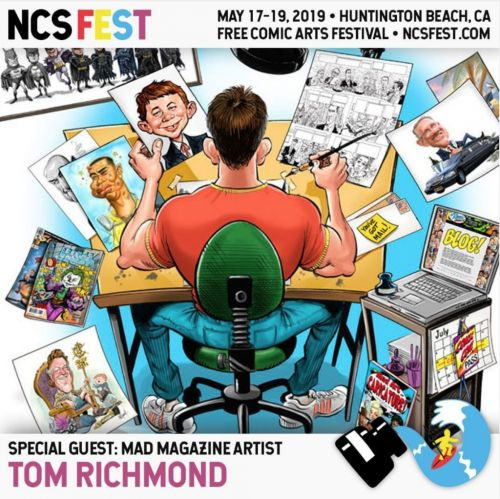 NCSFest is Next Week!!