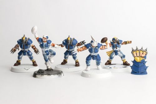 WIP: Blitz/Blood Bowl Human Team 2