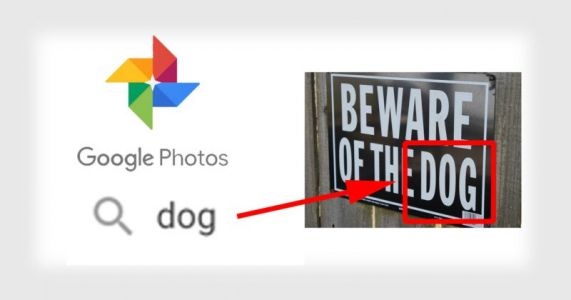Google Photos Now Lets You Search for Photos by the Text In Them