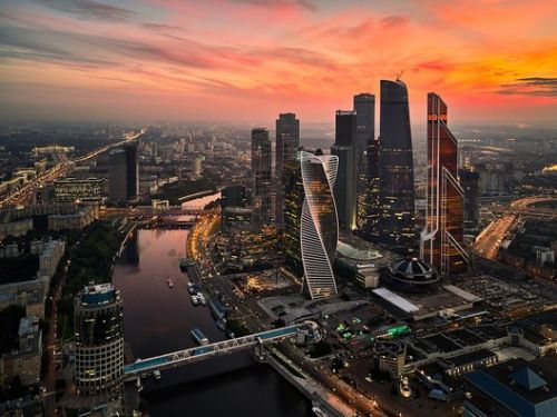 Moscow Launches New Smart City District as a Living Lab