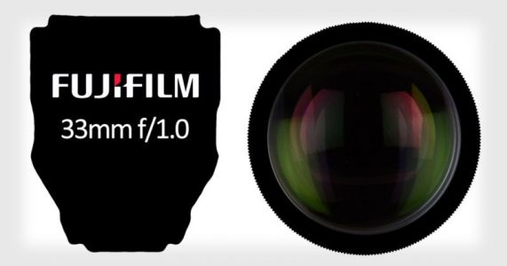 Fujifilm 33mm f/1.0 Set to Be the First Mirrorless f/1.0 Autofocus Lens