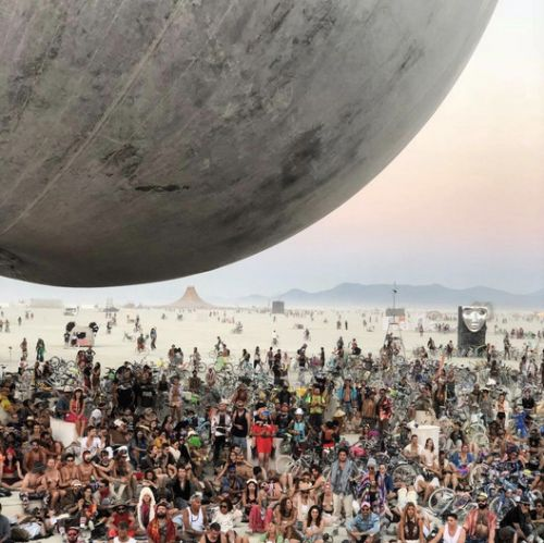 The Best Structures of Burning Man 2018