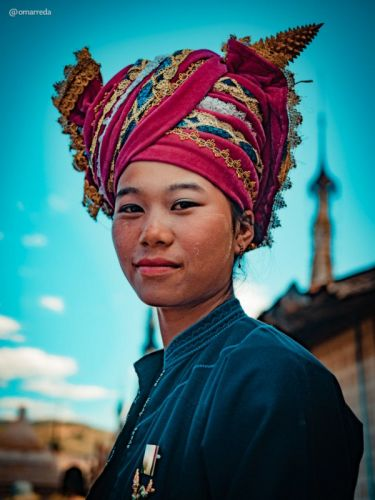 Portraits of Tribal Cultures in Myanmar
