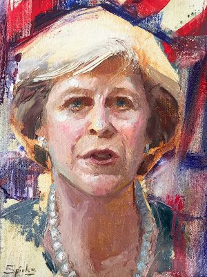 Historic Defeat, Prime Minister Theresa May