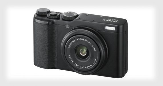 Fujifilm XF10 is an Ultra-Light Compact Camera with an APS-C Sensor