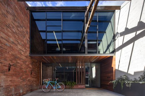 Architect's Warehouse / Idle Architecture Studio