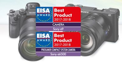 Sony Cameras and Lenses Dominate the 2017 EISA Awards